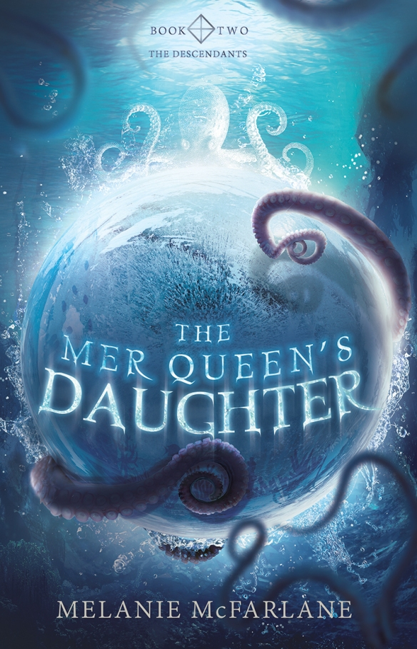 2 The Mer queen's daughter final front cover preview